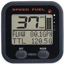 Yamaha Marine - Digital network Guage - Multi function - Outboard - Speed Fuel