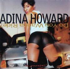 ADINA HOWARD: Do you je veux chevaucher ta Ride? [1995]   CD