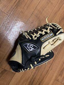 "Louisville Slugger Omaha Flare Baseball Glove Right Hand Thrower 11.5"" Of14-bk"