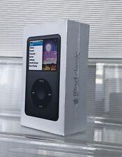 NEW SEALED!  iPod Classic 7th Generation Space Grey / Black 160GB Warranty