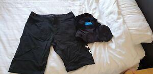 Fox Racing Ranger Cargo Shorts Black size 32 (M)