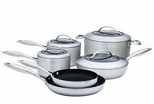 Scanpan CTX 10-Piece Deluxe Cookware Set, Stainless