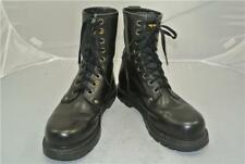 CATERPILLAR BLACK LEATHER HIGH BOOTS (UK SIZE 7) WALKING MACHINES
