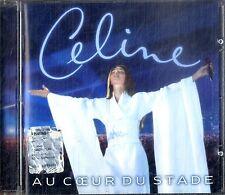 CELINE DION Au Coeur du Stade CD Ottime Condizioni