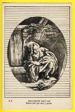 cpa L'abeille, PARIS Gravure ancienne Old engraving FEMME URINANT FEMALE PISSING