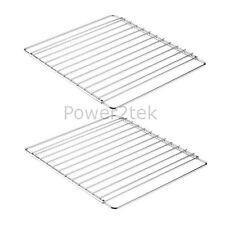 2 x Sharp Universal Caravan/Motorhome/Boat Oven Cooker Shelf Rack Grid UK