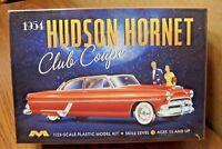 MOEBIUS MODELS 1954 HUDSON HORNET CLUB COUPE 1/25 SCALE MODEL KIT