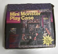 1979 Remco Mini Monster Play Case for Vintage 3 3/4 Action Figures