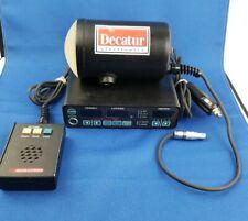 Decatur Genesis I K Band Radar, Single Antenna and Remote