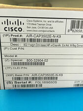 Cisco AIR-CAP3502E-N-K9 Wireless Access Point
