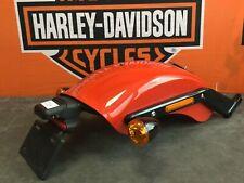 pour HARLEY-DAVIDSON Pan Shovel Fatbob Fender Roue Arrière de Protection en tôle Softail