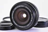 (Exce+++++) OLYMPUS G.Zuiko Auto-w 28mm f/3.5 Prime MF SLR Lens  From JAPAN A239