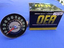 NEW 1965 Chevrolet Chevy II Nova 120 MPH Speedometer OER Parts 6455482