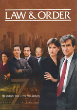 Law and Order The Seventh Year DVD Season 7 5 Disc