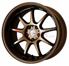WORK Wheel EMOTION D9R 18inch Ash Titanium (AHG) 10.5J +30 / +23 / +15 5Hx114.3