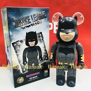 Medicom Bearbrick 2008 DC Batman v Superman Justice League ver 400% Be@rbrick