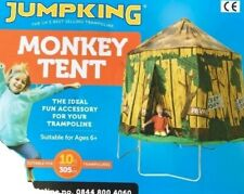 Trampoline Monkey Tent for a 10ft