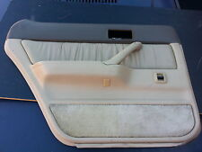 1990 Lexus ES250 - Door Panel - Rear Driver - 1991