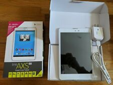 """Trio AXS 4G Quad Core 16GB Tablet 7.85"""" Android WiFi Excellent Condition"""
