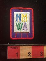 NMWA PATCH (? WASHINGTON DC ~ National Museum Of Women In The Arts ?) 68U8