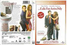 E ALLA FINE ARRIVA POLLY (2004) dvd ex noleggio
