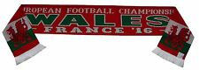 Wales Euro 2016 Football Scarf