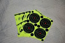 "Birchwood Casey 48-Count Shoot-N-C 3"" Self Adhesive Reactive Targets 12 sheets"