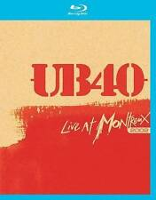 UB40 - Live at Montreux 2002 (Blu-ray Disc, 2013)