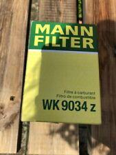 Filtro de combustible WK 9034 Z Mann + Hummel para Citroen Fiat Peugeot MITSUBISHI Toyota