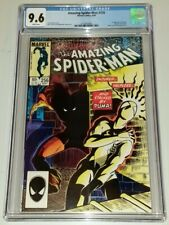 AMAZING SPIDERMAN #256 CGC 9.6 WHITE PAGES MARVEL 1ST APPEARANCE PUMA (C) (SA)