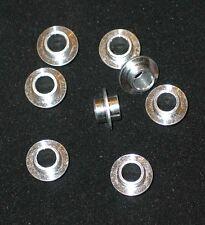 8 précision UFO Entretoise aluminium pour 608er Roulement à billes 8mm essieu