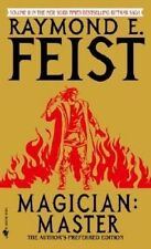 Magician: Master by Raymond E. Feist (Paperback, 1993)