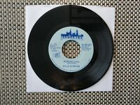 Billie Jo Spears - Midnight Love/Midnight Blue - her only 45 on Parliament label