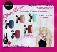 SILCARE THE GARDEN OF COLOUR HYBRID GEL SMALTO GEL SOAK OFF SEMIPERMANENTE NAIL
