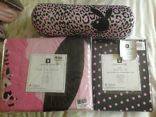 NEW PLAYBOY LOVE QUILTSET QUEEN+CORAL FLEESE MINK BLANKET MEASURES 200CM x 150CM