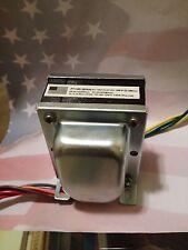PT190.2 (USA) POWER TRANSFORMER TUBE AUDIO (380Vac) 190-0-55-190 x120mA