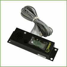More details for geist rsd2x8 lcd local display for rsm rcu rso power strip - new & warranty