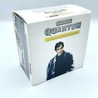 """Coffret DVD Intégrale """"CODE QUANTUM"""" (Saisons 1 à 5) / Très bon état"""