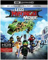 Lego Ninjago Movie, The [2017] [UHD/BD] [Blu-ray]