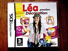 Game Nintendo DS Lite @@ Dsi XL @@ 3DS @@ Lea Passion Decoration