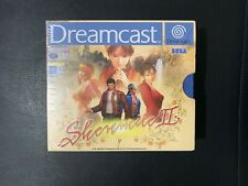 SHENMUE II 2 - SEGA DREAMCAST - JEU NEUF - PAL - BRAND NEW GAME SEALED NEU
