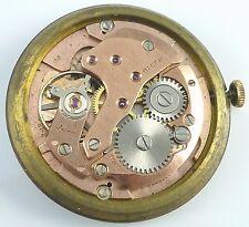 Vintage Rewel Incabloc mechanische Armbanduhr Uhrwerk-Teile/Reparatur