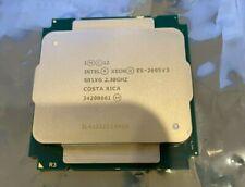 INTEL XEON E5-2695 V3 CPU PROCESSOR 14 CORE 2.30GHZ 35MB L3 CACHE 120W SR1XG