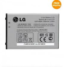 New 1500mah Battery for LG IP 400N LG GX200 GW880 Optimus One P500 GT 540 T P509
