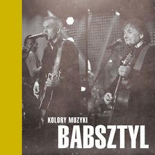 Babsztyl - Kolory muzyki (CD) NEW