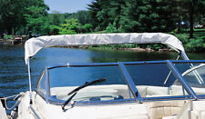 "Zippered Storage Boot for Bimini Pontoon Top 96""W 24"" Perimeter Made to Order"