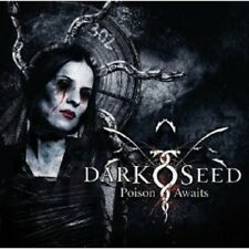 "DARKSEED ""POISON AWAITS (LIMITED EDITION)"" CD NEW+"