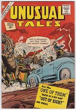 Unusual Tales #33 VF-NM 9.0 Charlton 1962!