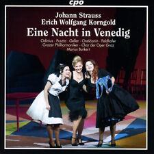Johann Strauss : Johann Strauss/Erich Wolfgang Korngold: Eine Nacht in Venedig