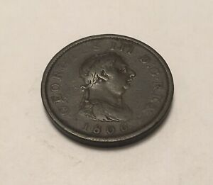 1806 George lll Copper Penny